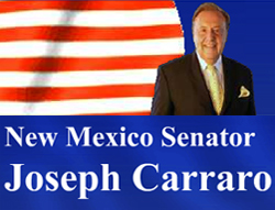 Senator Carraro Website Senator Carraro's site providing legislative access and services for the public.